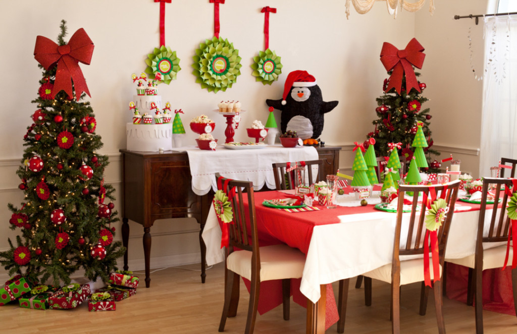 Dicas para decoração na noite de Natal
