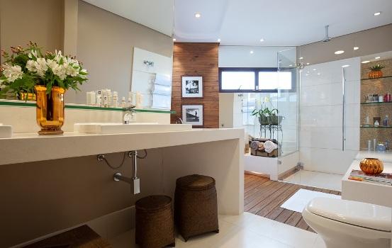 Banheiro organizado -> Banheiro Simples E Organizado