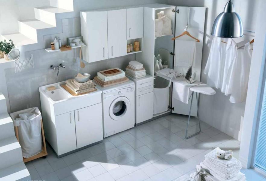 Como montar uma lavanderia em casa