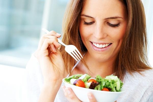 Alimentação saudável para o verão