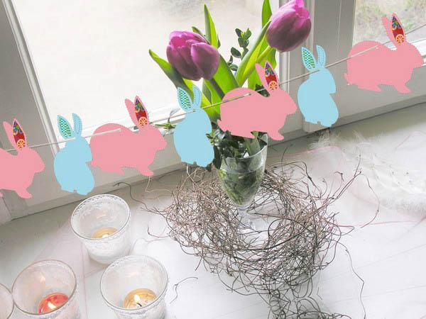Faça você mesmo – decoração de páscoa
