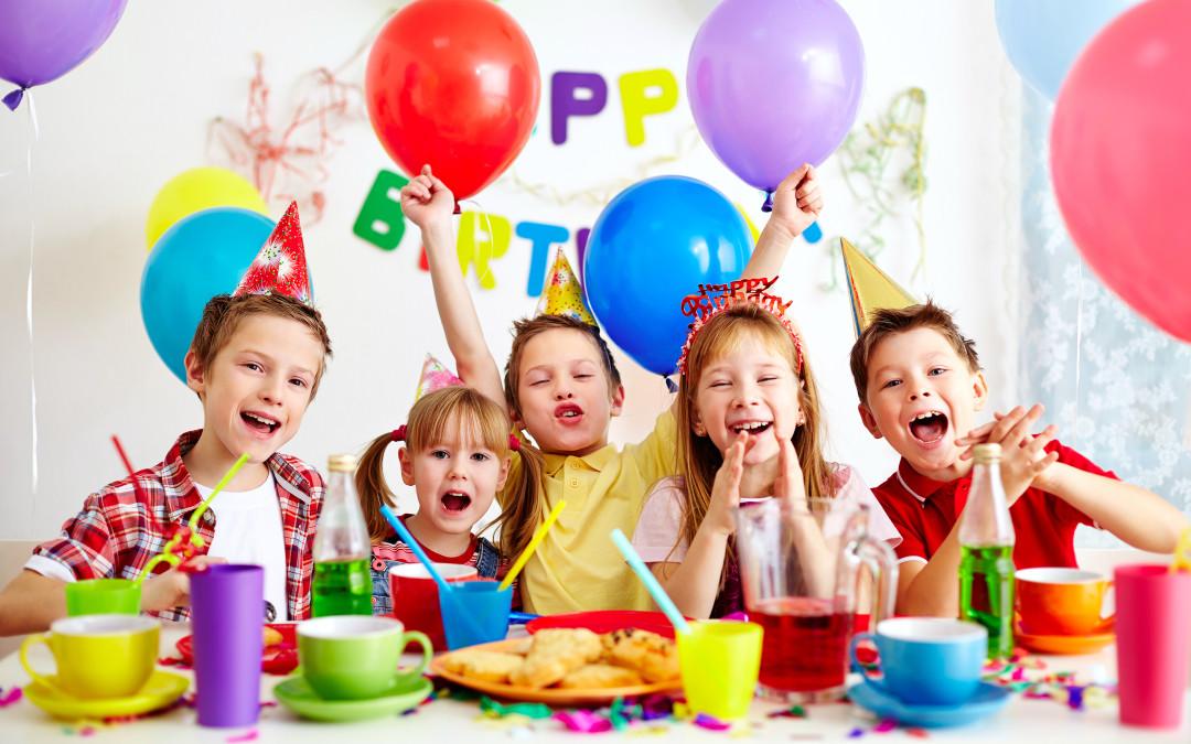 Como organizar uma festa de aniversário infantil
