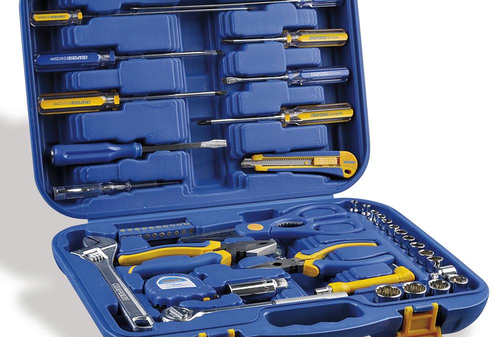 Como montar um kit básico de ferramentas