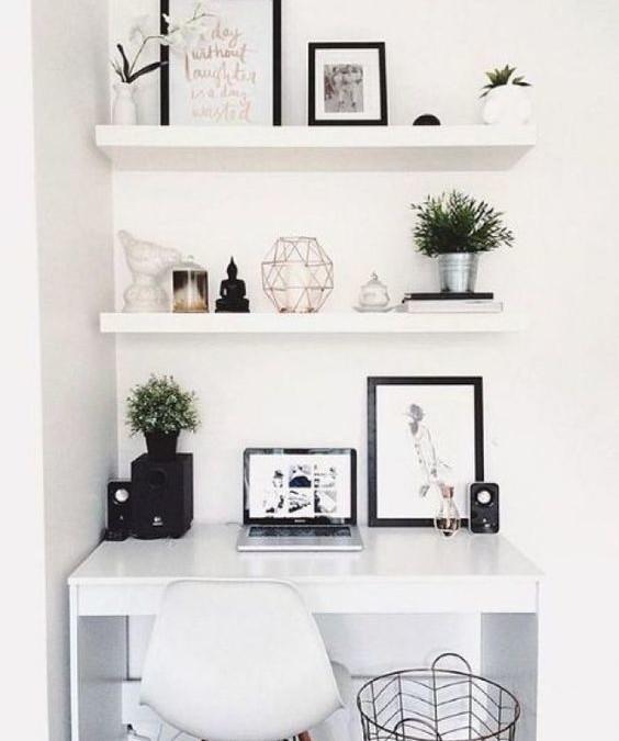 Itens básicos para o Home Office