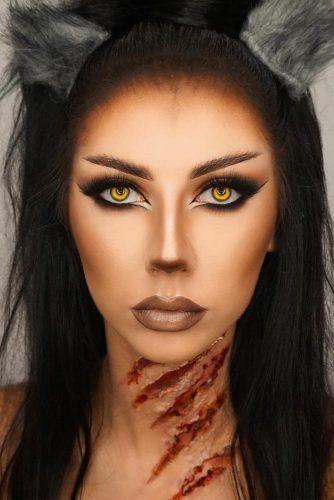 Como fazer ferida falsa para o Halloween